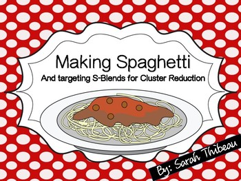 Making Spaghetti and Producing S-Blends
