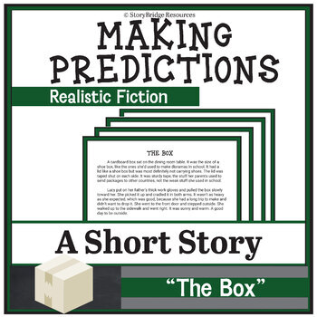 Making & Synthesizing Predictions-A Realistic Fiction Short Story