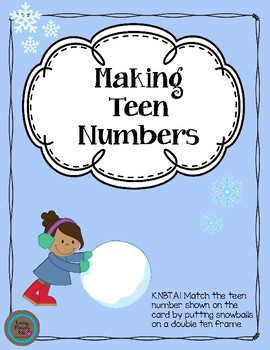 Making Teen Numbers