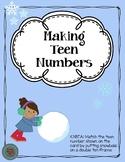 Making Teen Numbers