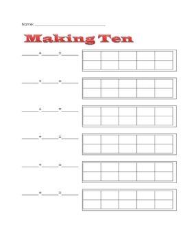 Making Ten