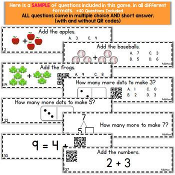 Kindergarten Making 10 | Kindergarten Math Centers