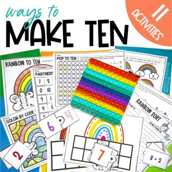 Making Ten Activities and Centers