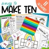 Making Ten Activities and Centers