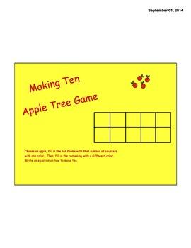 Making Ten Apple Tree