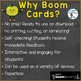 Making Ten Digital Boom Cards Kindergarten Core Standard KOA.A.4 Summer