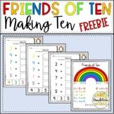 Making Ten Friends of Ten FREEBIE