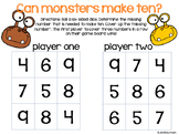 Making Ten (Halloween Themed)
