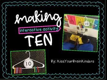 Making Ten Interactive Activity