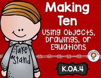 Making Ten Math Tasks and Exit Tickets