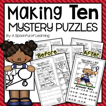 Making Ten Mystery Puzzles