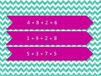 Making Ten: Number Talks for Second Graders