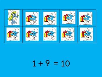 Making Ten Powerpoint