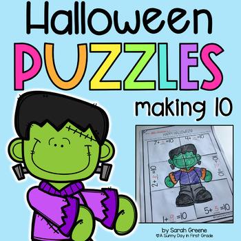 Making Ten Puzzles!