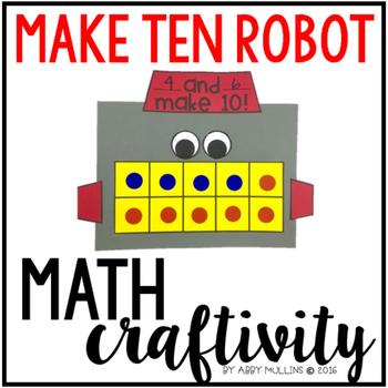 Making Ten Robot Craft