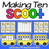 Making Ten Scoot or Task Cards