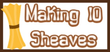 Making Ten Sheaves Addition Cards