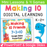 Making Ten Smartboard and Powerpoint