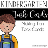Making Ten Task Cards