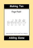 Making Ten - Whole group adding game to increase fluency