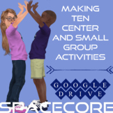 Making Ten With Number Bonds Kinder | First Grade STEM Activity | Google Drive