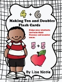 Making Ten and Doubles Flash Cards