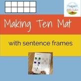 Making Ten mats