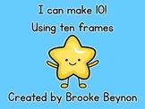 Making Ten on Ten Frames