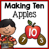 Number Bond Game - Apples