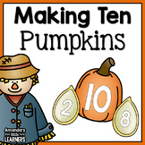 Number Bond Game - Pumpkins