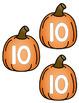 Number Bond Game - Pumpkins