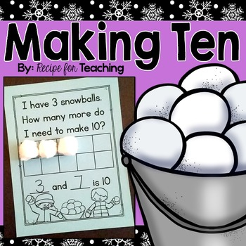 Making Ten with Snowballs