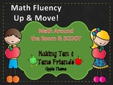 Making Ten with Tens Friends (A Math Fluency Up & Move Pro