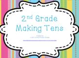 Making Tens Worksheet *Freebie*