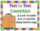 Making Text Connections
