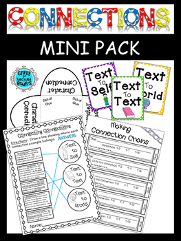Making Text Connections Mini Pack