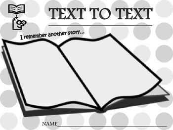 Text Connections Posters, Worksheets, Exit Slips