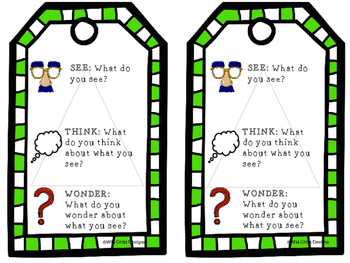 Making Thinking Visible: Posters & Think Marks: GROWING BUNDLE!