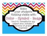 "Make Thinking Visible with Color Symbol Image ""CSI"""
