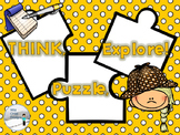 Making Thinking Visible with Think, Puzzle & Explore