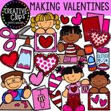 Making Valentines: Valentine Clipart {Creative Clips Clipart}