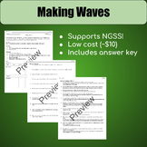 Making Waves - Introduction to Waves