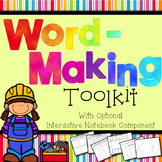 Making Words: Word Work