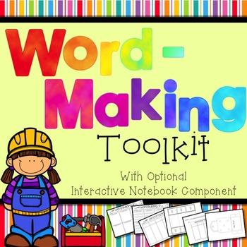 Making Words: Word Work