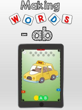 Word Family - AB