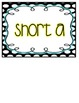 Making Words Activity Pack for Guided Reading