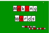 Making Words-Any Lesson Template