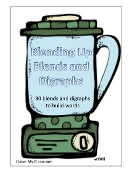 Making Words: Blends and Digraphs