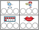 Making Words- Bottle Caps (short i)