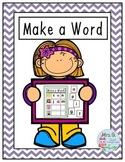 Making Words : CVC Word Building Activity